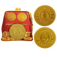 Монета Для привлечения богатства