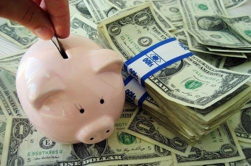 Как накопить деньги с зарплаты