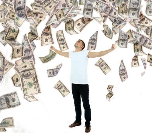Цвета для привлечения денег и удачи